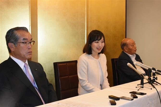 自民・穴見氏後任候補に高橋氏「日本一子育てしやすい街に」 衆院大分1区