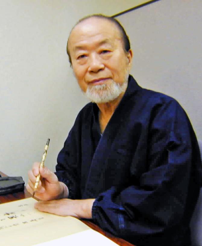 十四代沈寿官さん死去、92歳 薩摩焼窯元、日韓交流に尽力