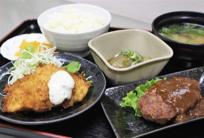 お食事処まんぷく 体に優しい健康ランチ 福岡県大野城市
