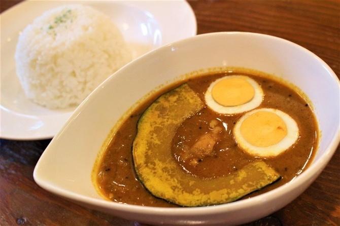 Wスパイス 1日10食限定スープカレー 佐賀県基山町