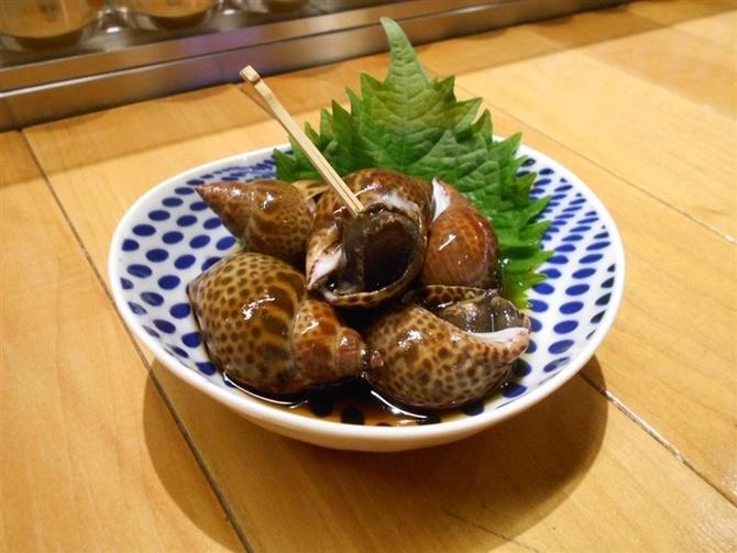 .com STAND 立ち飲みで魚介類と酒を 福岡市中央区