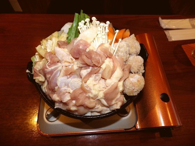 相撲茶屋ちゃんこ桂国 東京で35年愛された鍋を 福岡市博多区