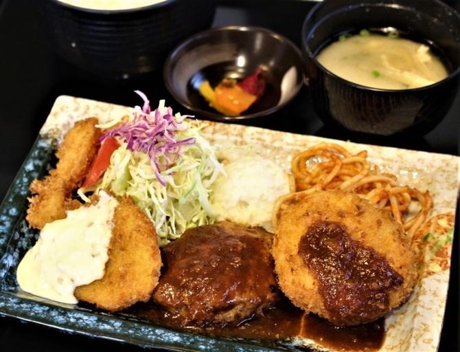 洋食家 紀しん 手作りとコスパにこだわる 福岡県久留米市