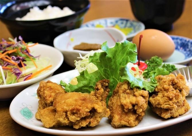 光林飯店 50年変わらない人気定食 佐賀県鳥栖市