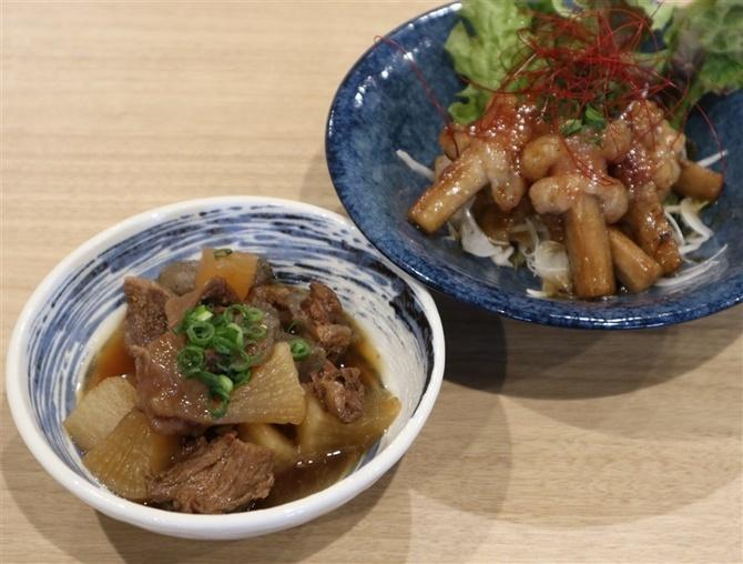 煮込み酒場 Σ(しぐま) 長時間かけた煮込み料理 福岡市南区