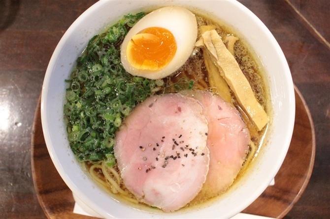 麺家 といろ 久留米しょうゆラーメン 福岡県久留米市