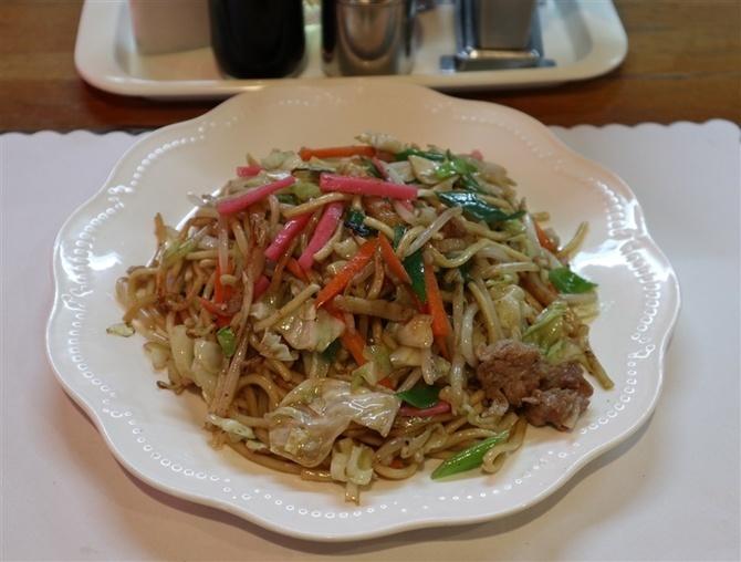 中国料理 花の木 食べ応えがある皿うどん 福岡市南区
