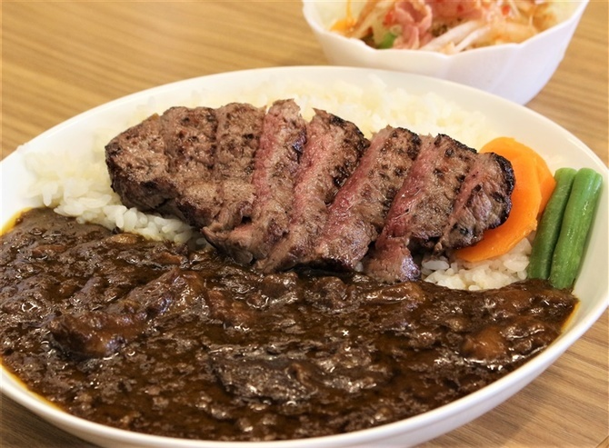柳川肉匠職人 清柳食産 博多和牛まかないカレー 福岡県柳川市