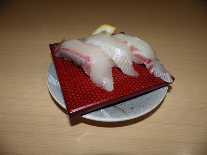 大河すし 活魚を使ったネタが自慢 福岡市博多区