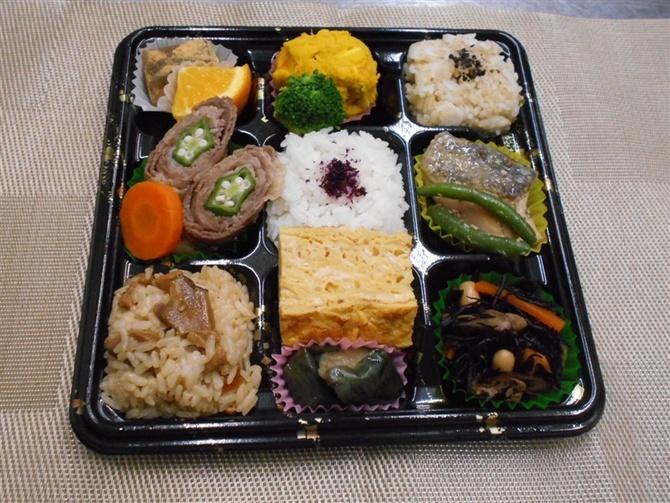 健康弁当さわん 地産地消の手作りの弁当 福岡市中央区