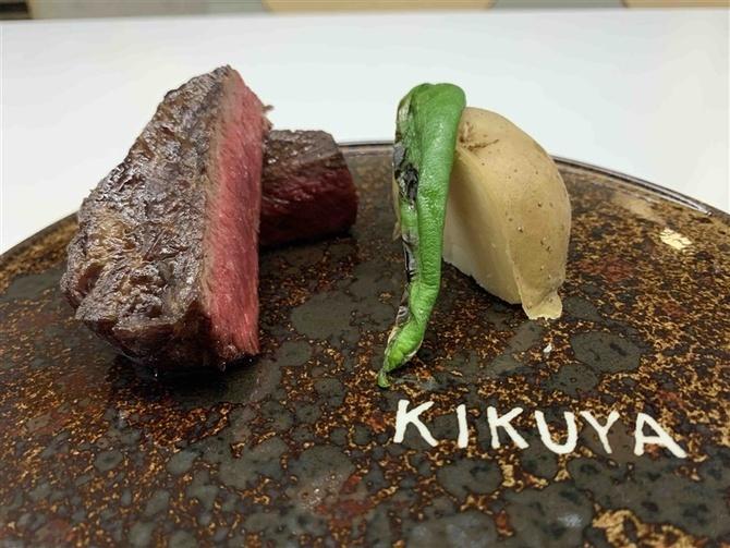 トラットリア KIKUYA まき窯で焼き上げる料理 福岡市中央区