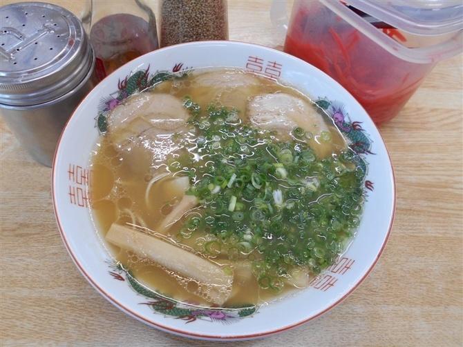 ヽヽ(てんてん)ラーメン スープへの思いを店名に 福岡市南区