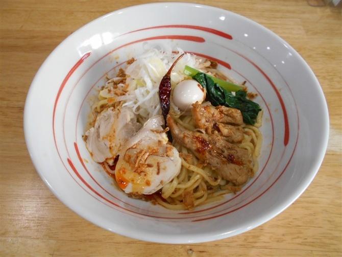 鶏白湯ラーメン 絶好鳥 ピリ辛のまぜそばも好評 福岡市東区