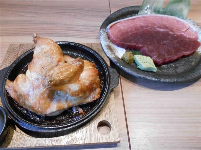 大衆酒場 博多かつりき 気軽に鶏料理やマグロを 福岡市博多区