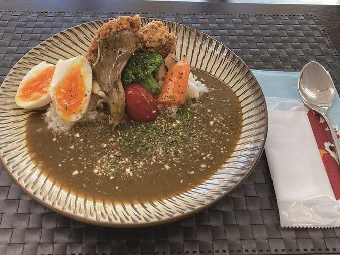豊鶏スパイスカレー 大分産シャモ入りカレー 福岡市城南区