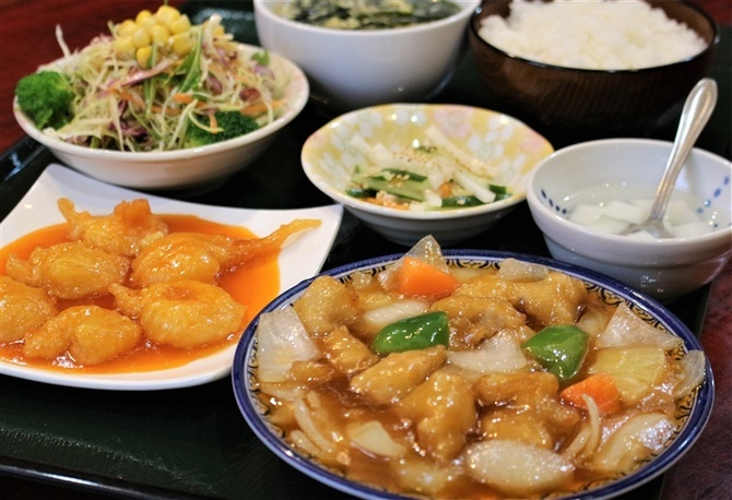 大連飯店 大連料理をお手ごろ価格で 福岡県柳川市