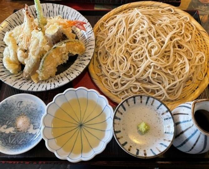 そば季里 史蔵 風味とのど越しを追求 福岡県八女市