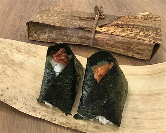 おむすび ぎゅっぎゅ こだわりの米とのりと具 福岡県筑紫野市