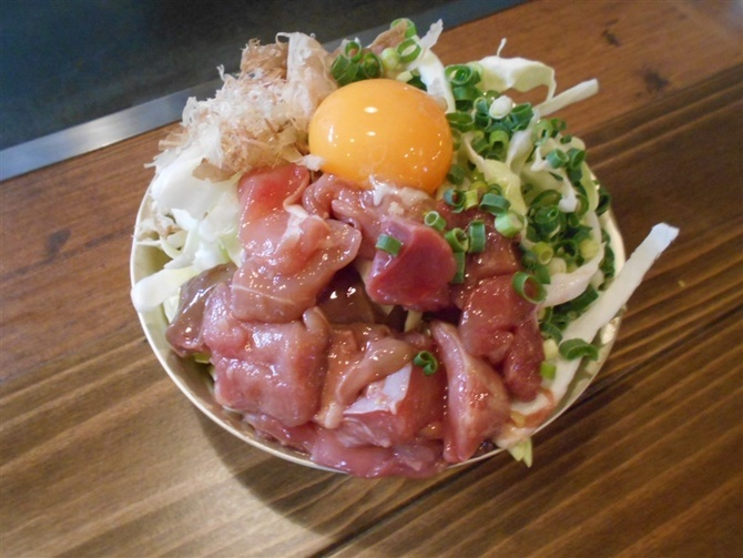 ウサギよりカメ 食べ方が選べるもんじゃ 福岡市中央区