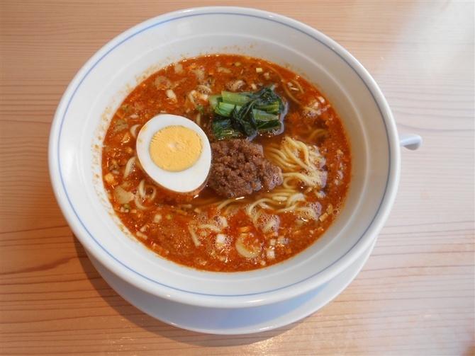担々麺 しま屋 6時間以上煮込むスープ 福岡市博多区