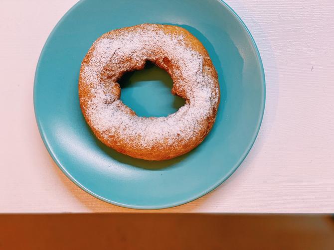 Doughnuts Q 揚げたての熱々ドーナツ 福岡市中央区