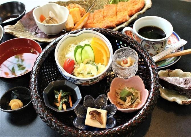 味処 山茶花 780円ランチに大満足 福岡県久留米市