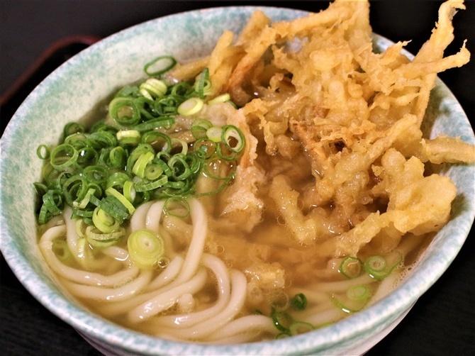 つるや本店 食欲をそそる「ごぼー天」 福岡県八女市