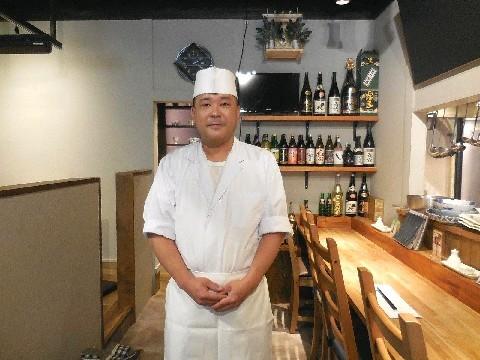 活魚てーる・たん 無双 修業した店の名前と味を 福岡市中央区