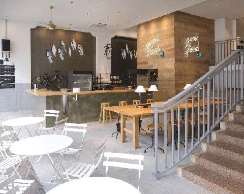 アークブルーホテル小倉 併設カフェのランチ人気 北九州市小倉北区