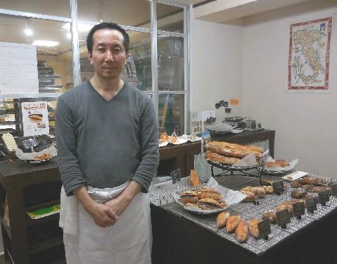 シュガーリーフ 小麦粉にこだわるパン店 福岡市城南区