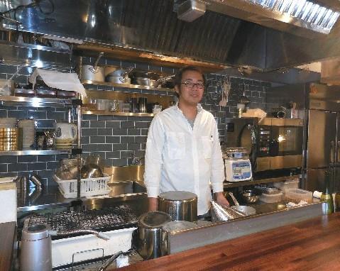 酒と肉バル SORA イタリアンベースの洋食 福岡市中央区