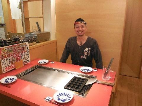 愛の鉄板食堂 天晴れ たこ焼き店由来の居酒屋 福岡市中央区
