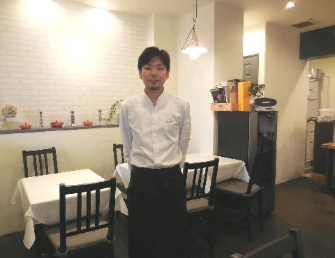 Bistro Ohshima フレンチ中心の欧州料理 福岡市中央区