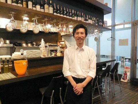 ビストロ オー・バスクー フレンチがベースの洋食 福岡市博多区