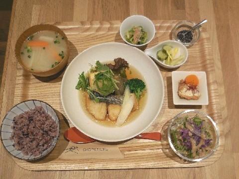 自然食カフェGRAN福岡大名店 健康志向の料理を楽しむ 福岡市中央区