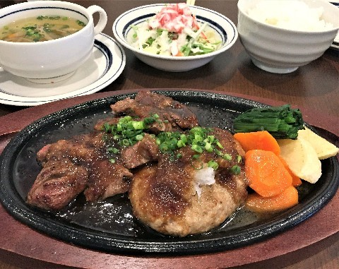 洋食屋チリン 昭和の町の定番メニュー 大分県豊後高田市