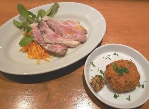 ビストロラコケット フランスの家庭料理再現 福岡市中央区