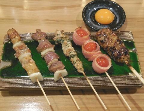 やきとり 美久馬 大名 銘柄肉のこだわりの串物 福岡市中央区