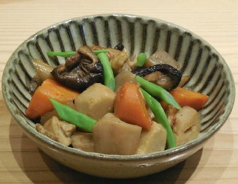 お料理 山乃口 こだわりのがめ煮が評判 福岡市中央区