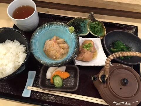 大人のよりみち 泰貴 鯛茶漬けランチ始まる 北九州市小倉北区