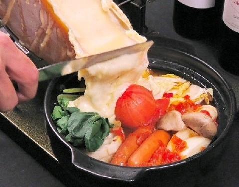パルメ ダイニング チーズで仕上げる鍋料理 福岡市博多区