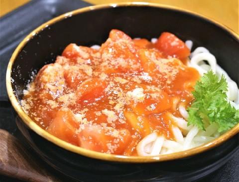 田中の麺家 イタリアンな創作うどん 福岡県久留米市