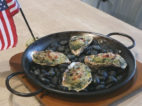 Eifuku 米国南部の家庭料理提供 福岡市博多区