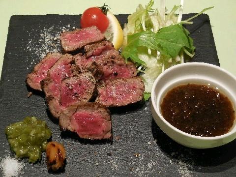 ニクバル 肉MAR.co(ニクマルコ) 牛肉のグリル料理が好評 福岡市早良区