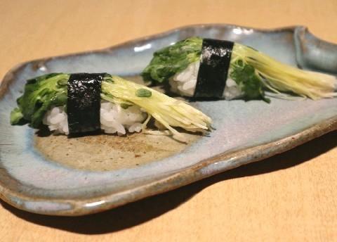 博多寿司処 尾之上 一品料理も多彩なすし店 福岡市博多区