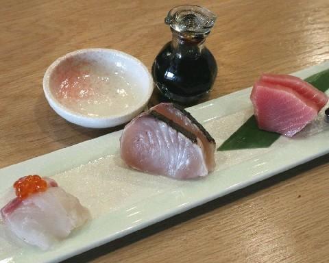 居酒屋いっすい 刺し身と魚の串物が名物 福岡市早良区