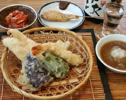天ぷら 田井天 旬の食材を天ぷらで堪能 福岡市中央区